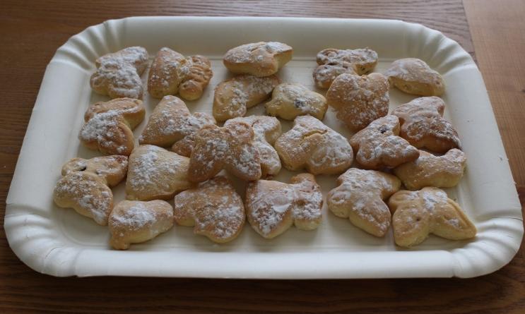 biscottini del buonumore due