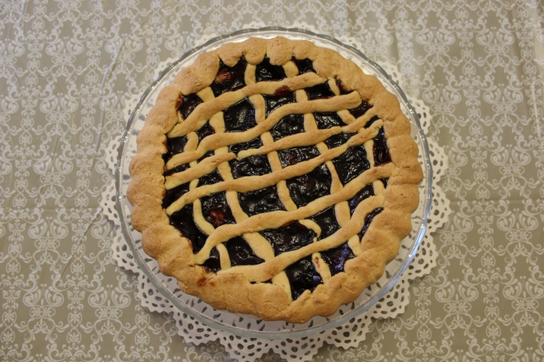 crostata come una volta...
